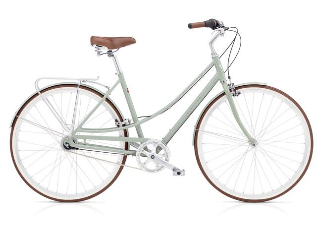 Electra Loft 7i - Vélo de ville Femme - vert